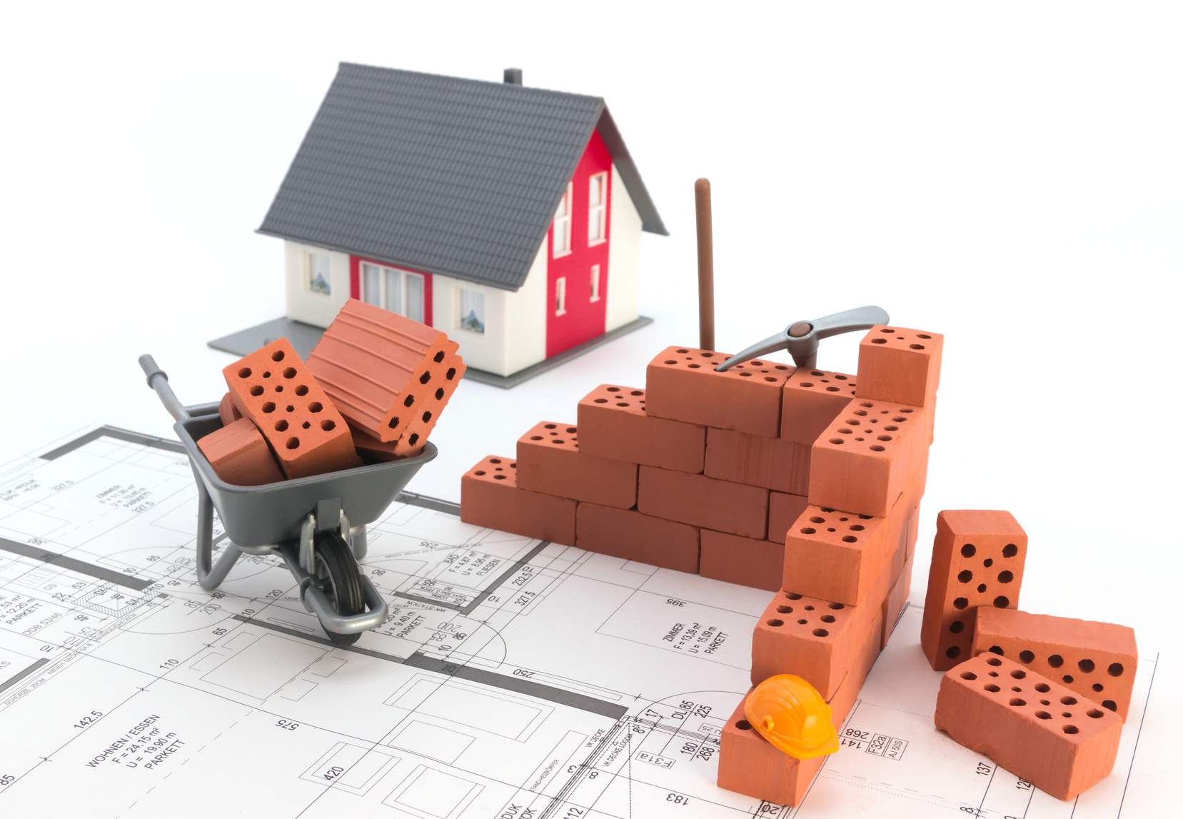 Achat immobilier sur plan (VEFA)
