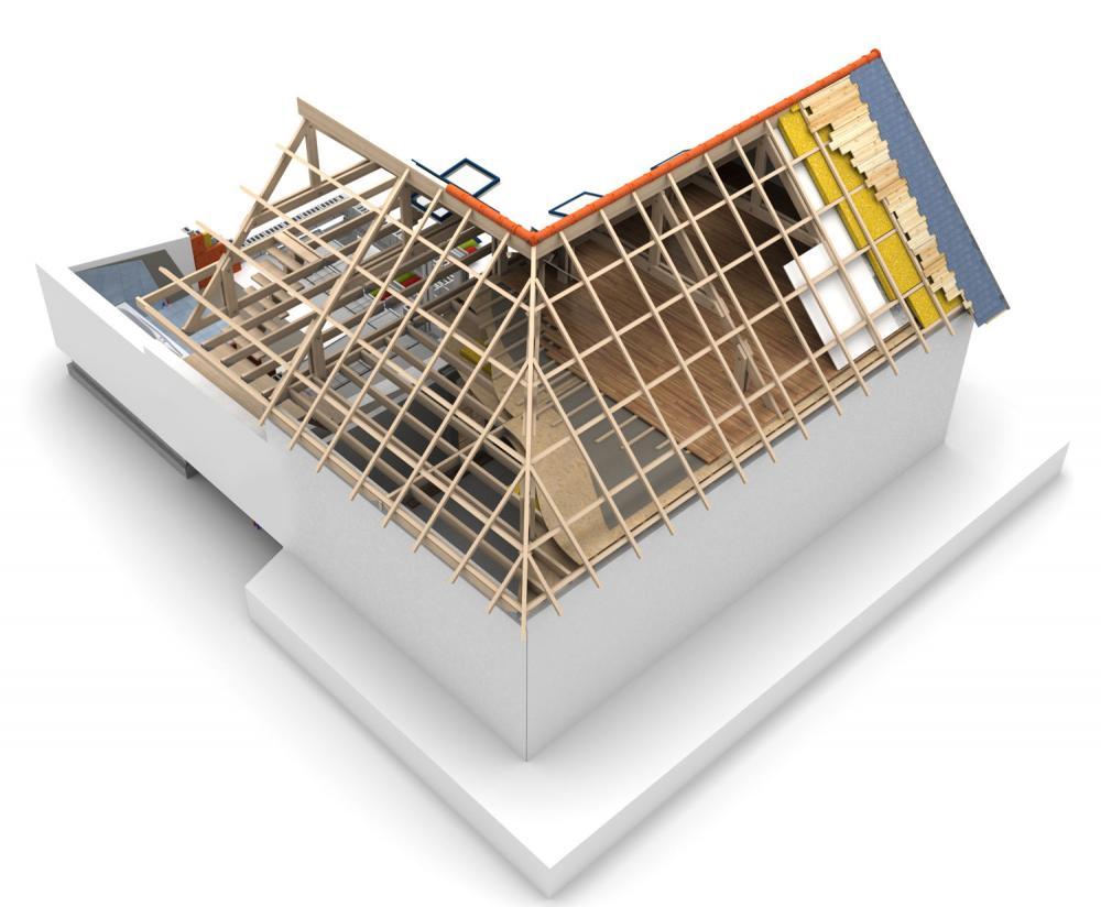 quelle toiture pour votre future maison info immo. Black Bedroom Furniture Sets. Home Design Ideas