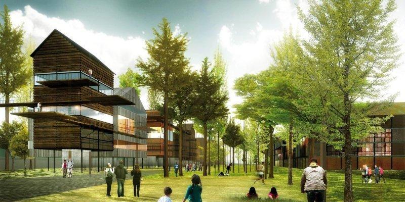 Le projet de rénovation du quartier Brazza à Bordeaux